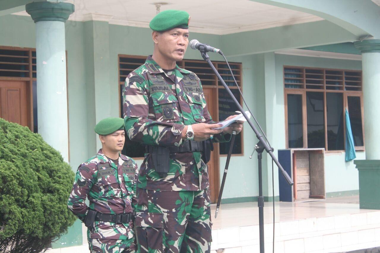 Dikmaba PK TNI AD Unggulan (Atlet) Ditutup