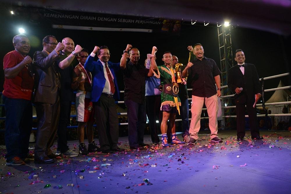 Kejuaraan Tinju Sabuk Emas Pangdivif 1 Kostrad
