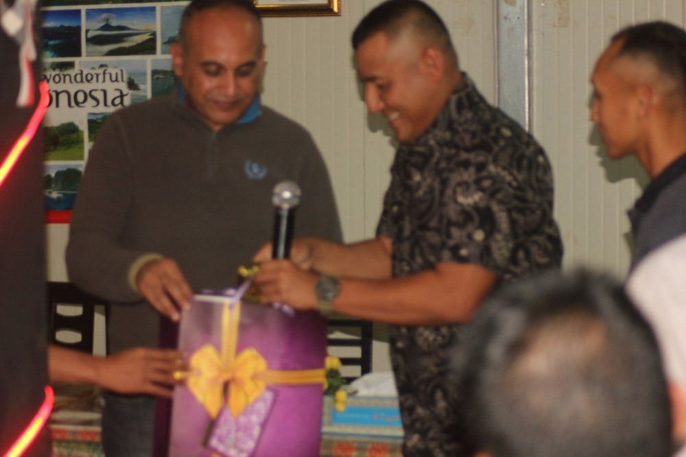 Apresiasi Yonkomposit TNI Konga Untuk DCO Sector West UNAMID