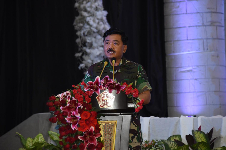 Panglima TNI : Peristiwa Natal Membawa Perdamaian dan Keselamatan Umat Manusia