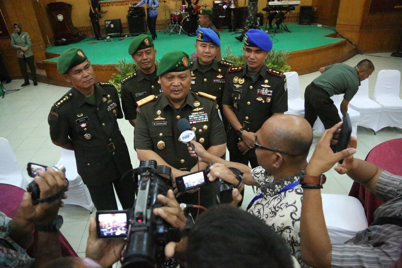 Jelang Pilkada Serentak 2018, TNI Harus Jaga Netralitas.