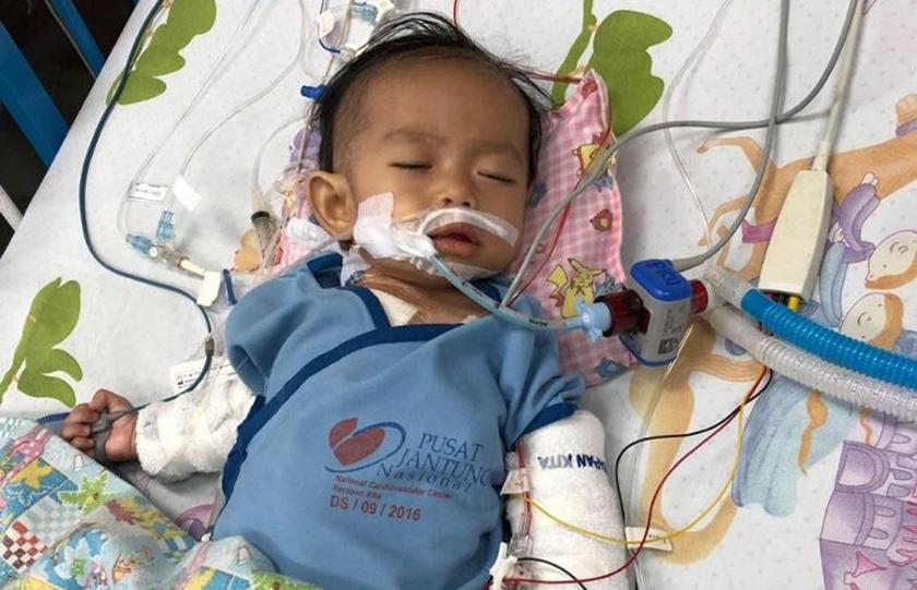 Ananda Kiswah Jalani Operasi Jantung, Atas Kepedulian Prajurit Kodam II/Swj