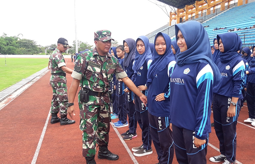 Pembekalan Wawasan Kebangsaan Siswa SMKN 2 Kota Magelang