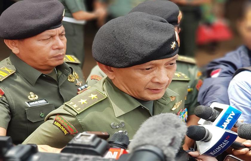 Kapuspen TNI: TNI Kirim Tim Kesehatan ke Distrik Okbibab