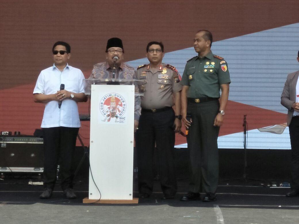 Tiga Pilar Jawa Timur Serukan Pilkada Damai