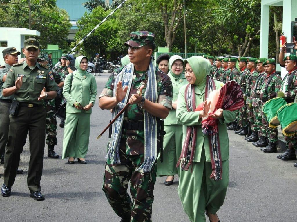 Parajurit TNI Harus Bangga Terhadap Profesinya