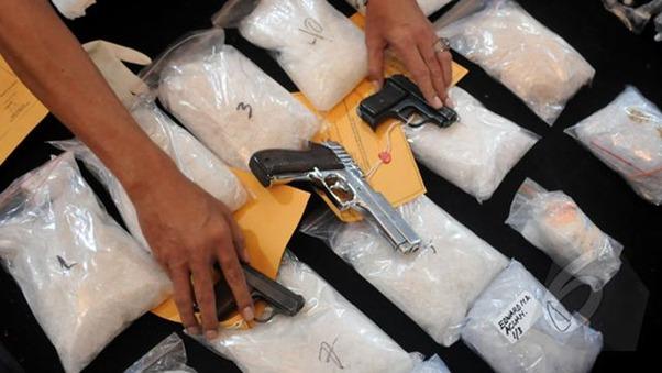 Narkoba Menjadi Musuh Utama Negara