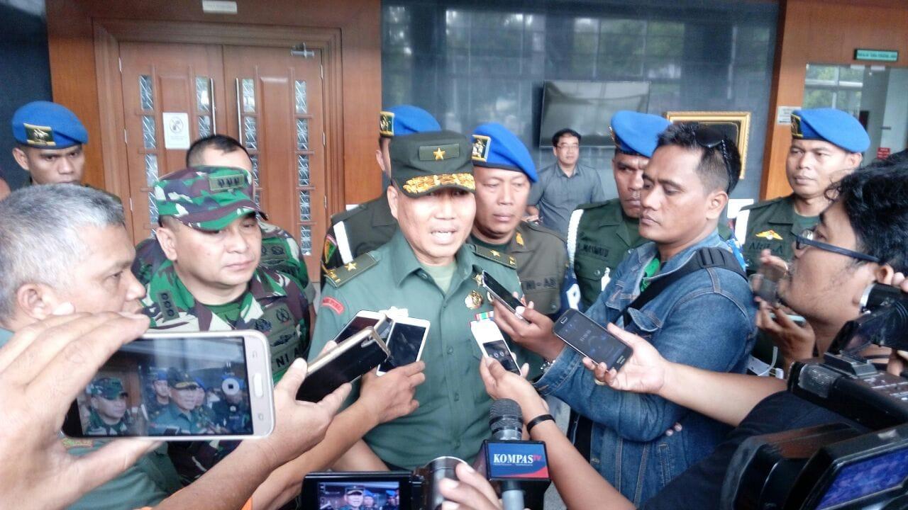 Prajurit TNI AD Kodam IV/Diponegoro Menunggu Keputusan Pengadilan Terkait Lahan Milik Negara di Sleman