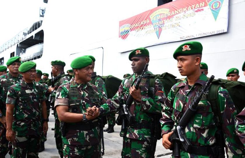 Pangdam Bukit Barisan: Jaga Keutuhan dan Kedaulatan NKRI