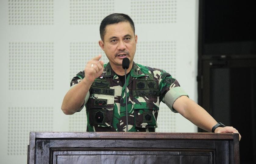 Sikapi Darurat Narkoba, TNI AD Gencarkan Perang Melawan Narkoba