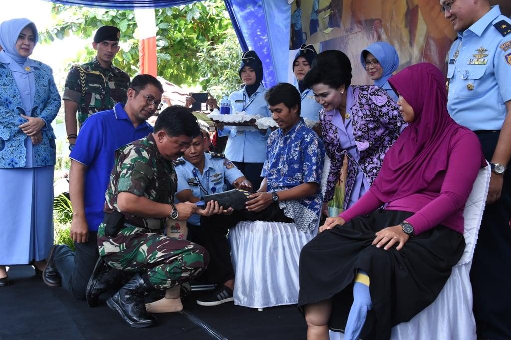 Panglima TNI : Baksos Kesehatan TNI Bantu Mengatasi Kesulitan Masyarakat