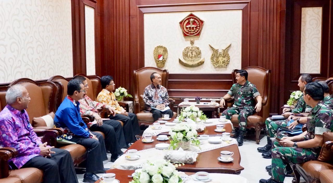 TNI Dukung Program-Program BKKBN