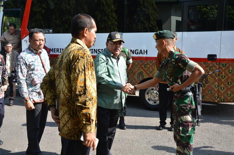 Tim Komisi I DPR RI, Cek Kesiapan Alutsista Yonif Mekanis Raider 412/Kostrad