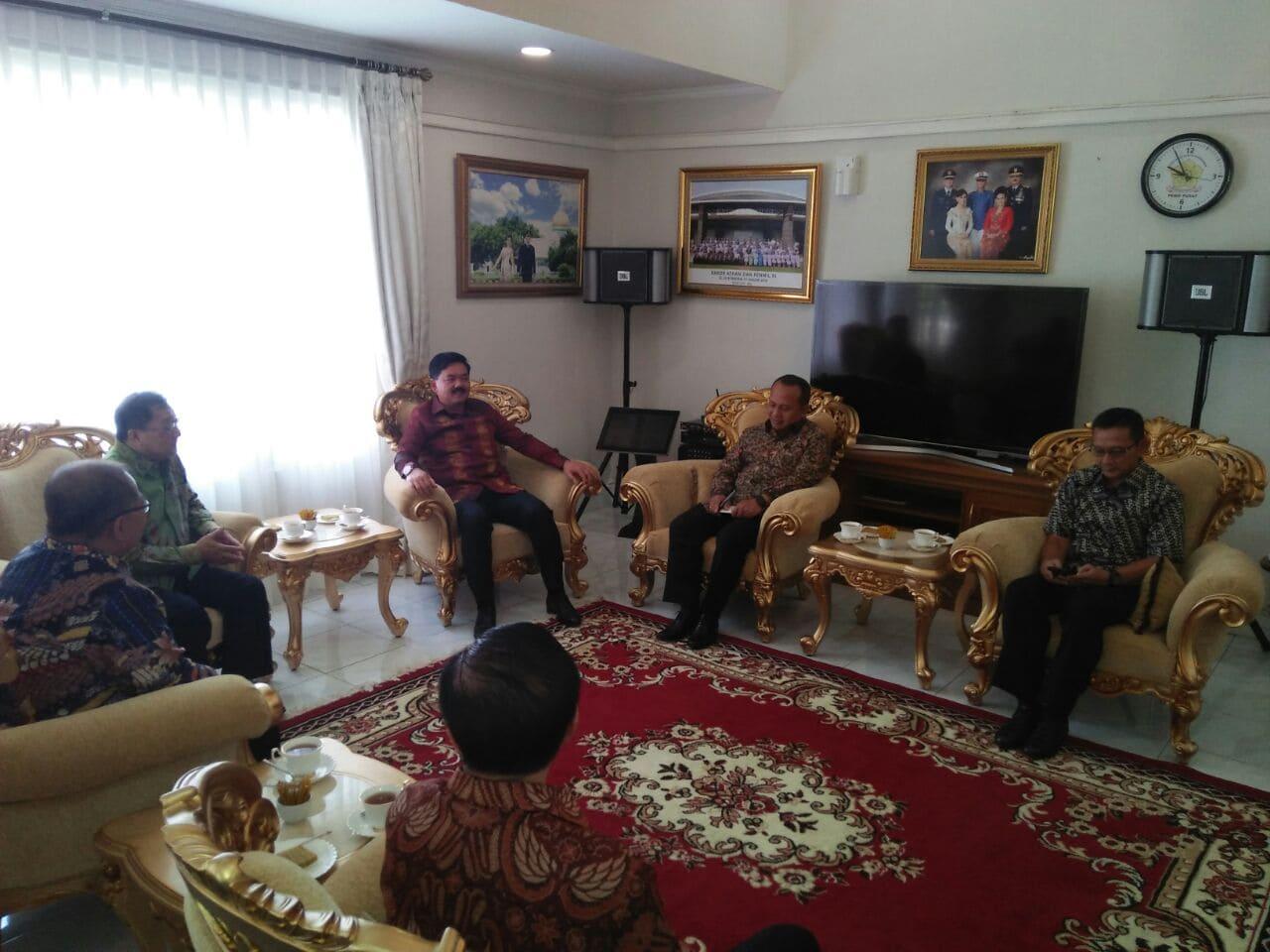 Panglima TNI Terima Audiensi Perhimpunan Indonesia Tionghoa