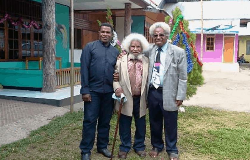 Pendeta Lipius : Kehadiran TNI Diterima Masyarakat Papua