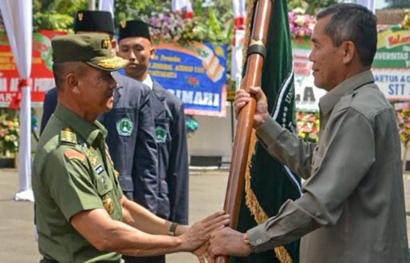 Peresmian Unjani, Wujudkan Komitmen TNI AD Memajukan Pendidikan Bangsa