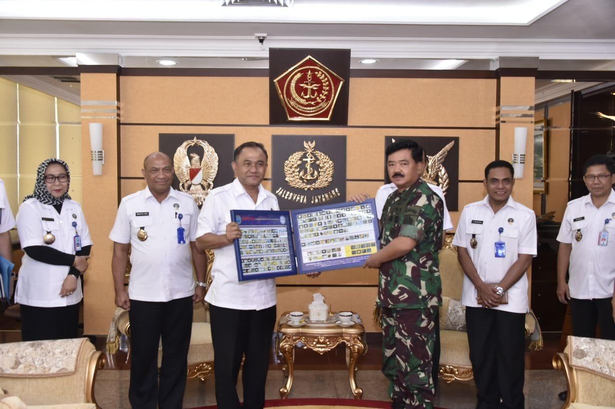 Panglima TNI : TNI Dukung Program BNN