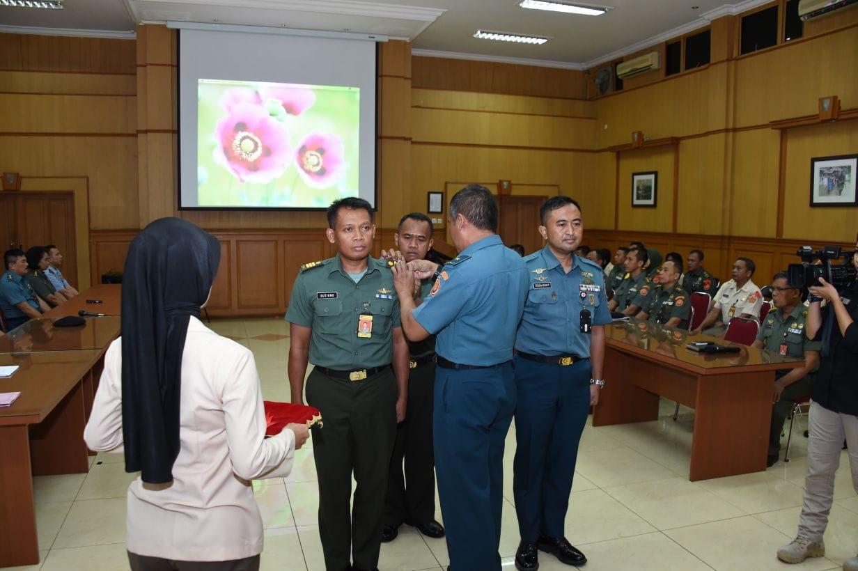 Kapuspen TNI : Latihan Fungsi Teknis Wujudkan Tim Penerangan TNI Yang Profesional