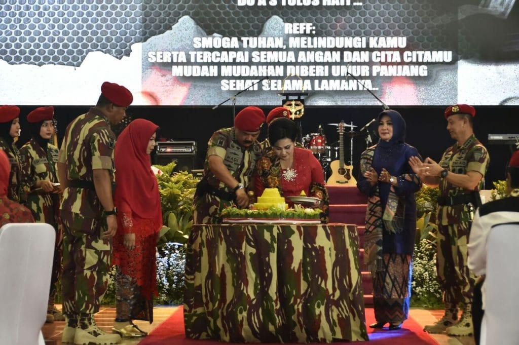 Panglima TNI : Kopassus Harus Mampu Berinovasi Sikapi Perkembangan Jaman