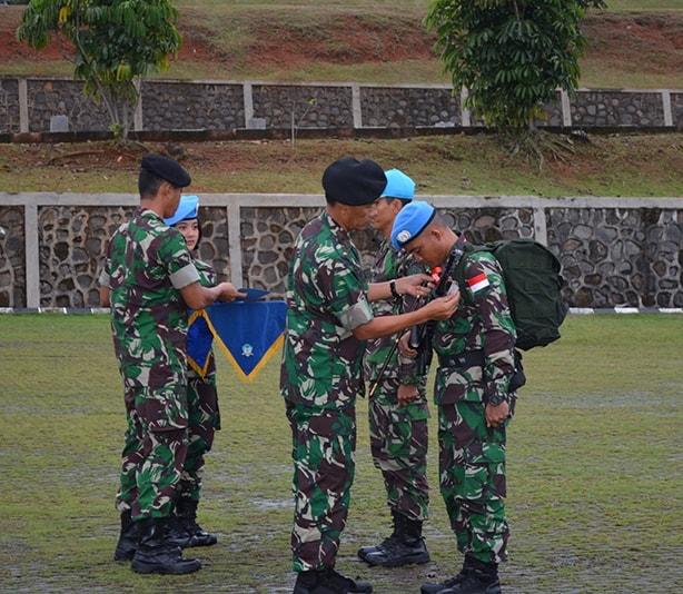 Satgas Kizi TNI Bawa Nama Baik TNI dan Bangsa di Kancah Internasional
