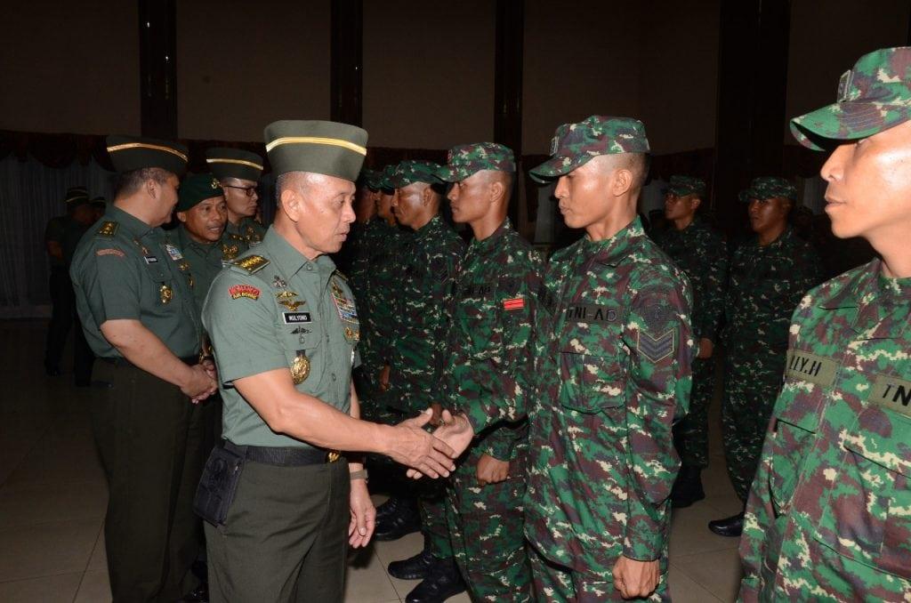 Tim Lomba Tembak TNI AD akan kembali bertarung di Australia