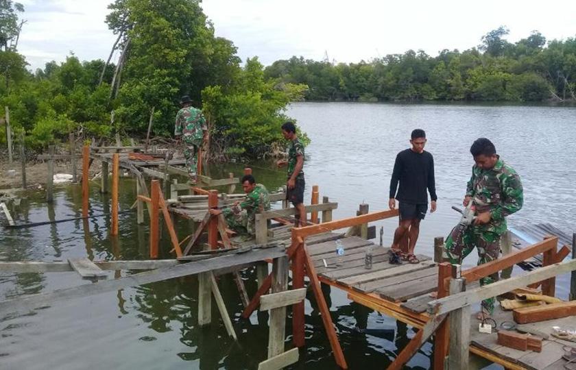 Setengah Bulan Berjalan, Opster TNI Tunjukan Kemajuan Signifikan