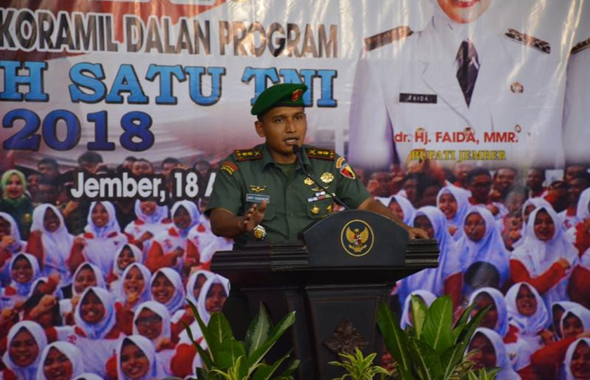 Program Satu Sekolah Satu TNI, Wujud Kontribusi TNI Membangun Sumber Daya Manusia