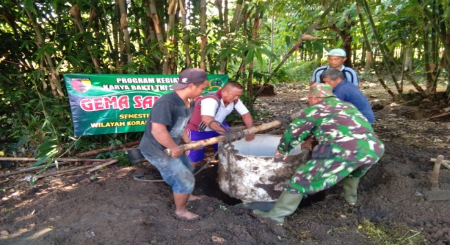 Dandim 0824: Jambanisasi, Program Peduli TNI AD Terhadap Kesehatan Masyarakat