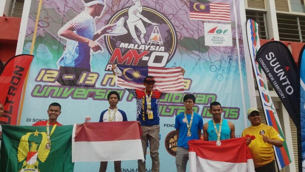 Membanggakan, TNI AD Kembali Ukir Prestasi di Orienteering Asia Cup 2018