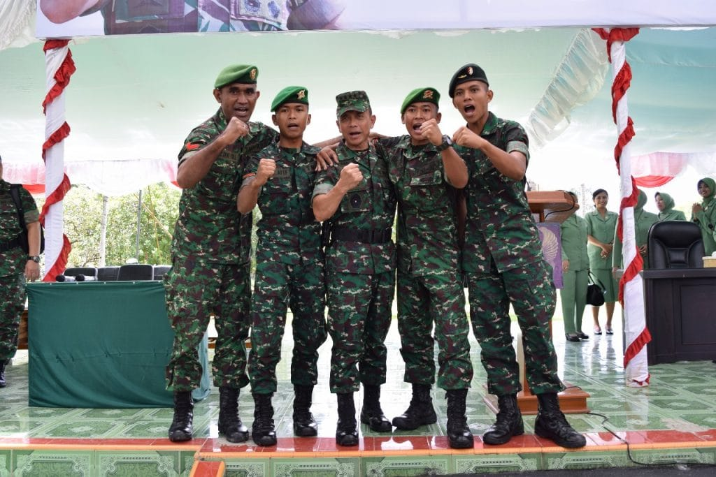 Kasad: Kepercayaan Tertinggi Dari Rakyat Ada Pada TNI