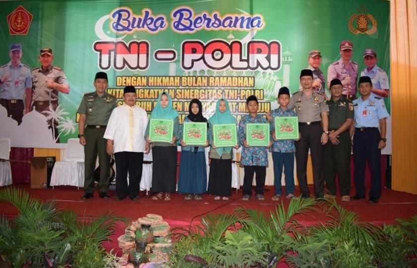 Danrem 081/DSJ: Sinergitas TNI-Polri Wujudkan Stabilitas Keamanan di Madiun