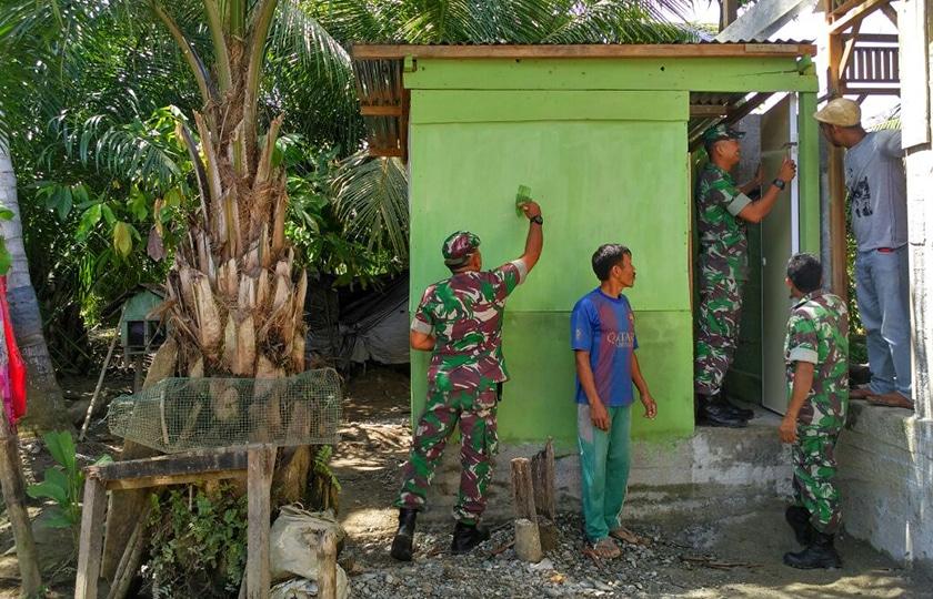 Program Stop BAB Sembarangan Kodim 0116/Nagan Raya