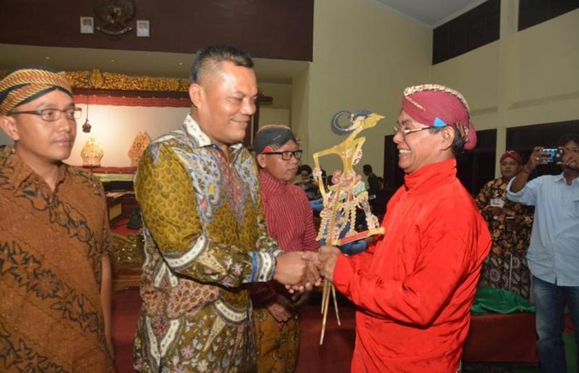 Pangdam Jaya: Selain Harus Dilestarikan, Wayang Ajarkan Budaya dan Budi Pekerti Luhur