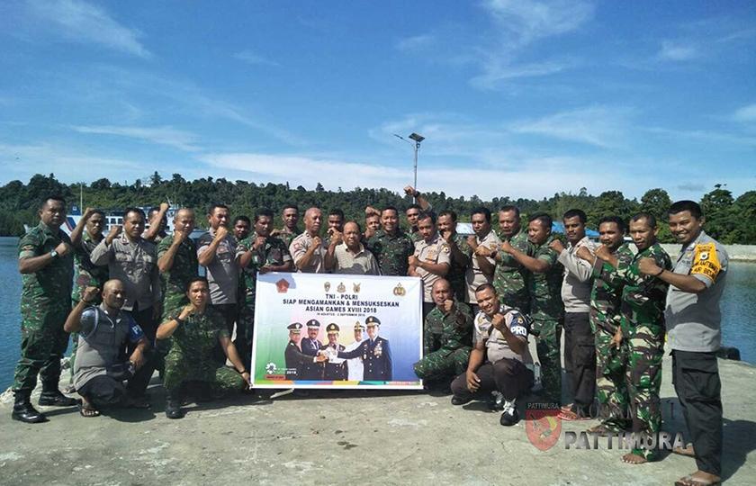 Solidaritas TNI-Polri Untuk NKRI