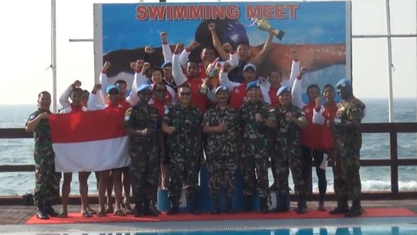 Garuda Swimming Competition 2018