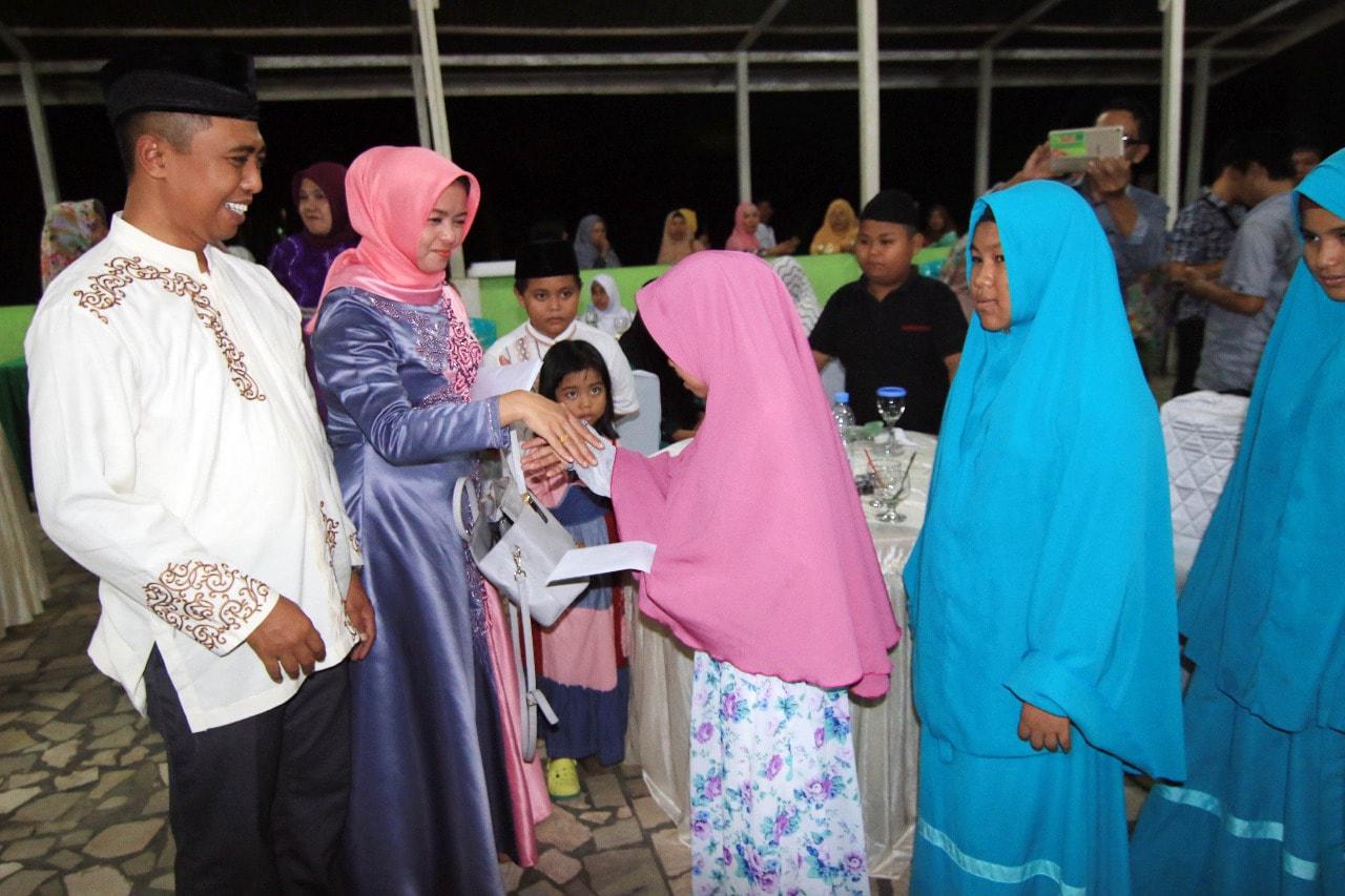Wujudkan Kebersamaan, Kodim 1402/Polmas Gelar Bukber Dengan Keluarga Besar TNI