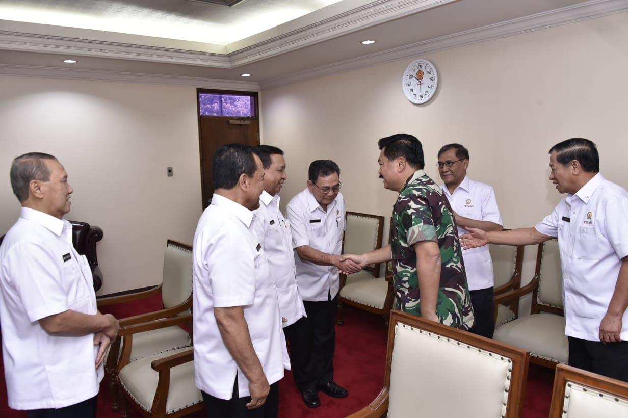 Panglima TNI: Semangat Sinergitas dan Solidalitas Pepabri, Sumber Inspirasi Prajurit TNI-Polri