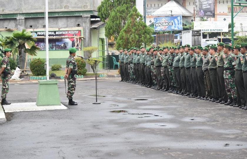 Dandim Demak: Junjung Tinggi Netralitas TNI
