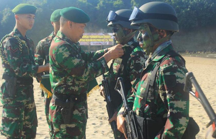 Kasad: Prajurit Raider Kostrad Harus Selalu Siap Laksanakan Tugas-tugas Operasi Khusus