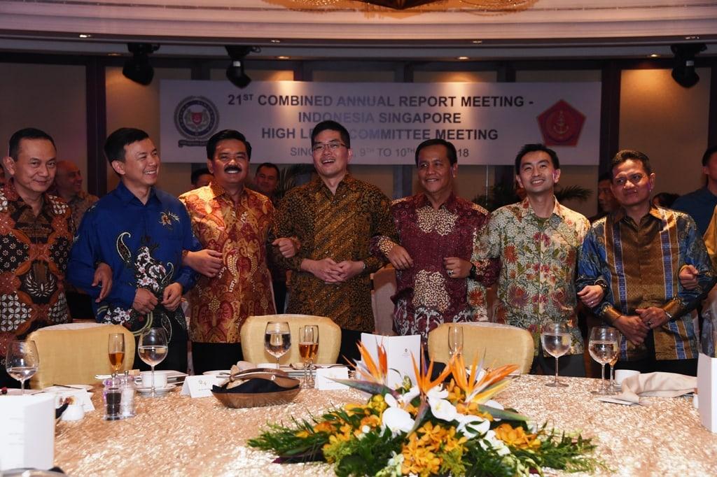Panglima TNI: CARM Indosin HLC, Perkokoh Hubungan Kedua Angkatan Bersenjata