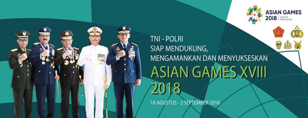 Spanduk TNI – POLRI 2(6x2m)