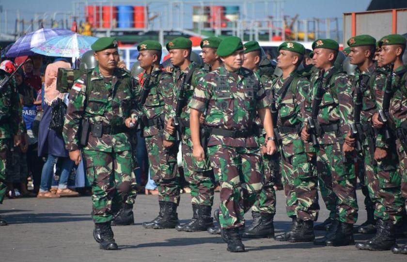Pangdam II/Sriwijaya: Maknai Tugas Pengamanan Perbatasan Sebagai Ibadah, Amanah, Kepercayaan, Kehormatan dan Kebanggaan