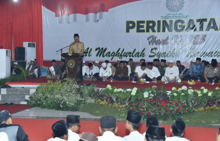 Panglima TNI: Umat Islam Indonesia Harus Menjadi Umat yang Maju dan Berwawasan Luas