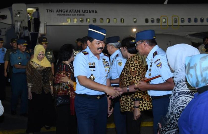 Berita Foto: Panglima TNI Kunjungan Kerja ke Solo
