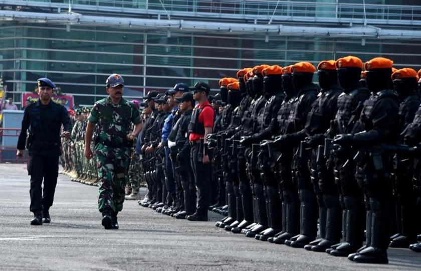 Panglima TNI: Pentingnya Keamanan Saat Pelaksanaan Asian Games 2018