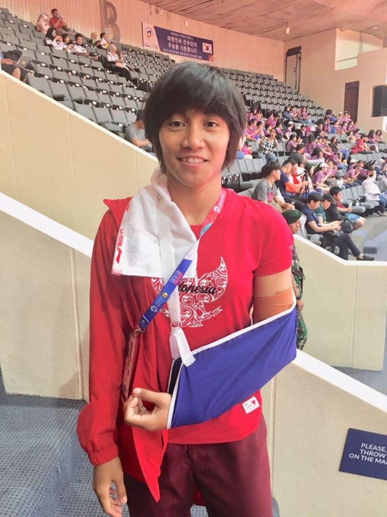 Luar Biasa, Perjuangan Pantang Menyerah Atlet Judo Indonesia di Asian Games 2018