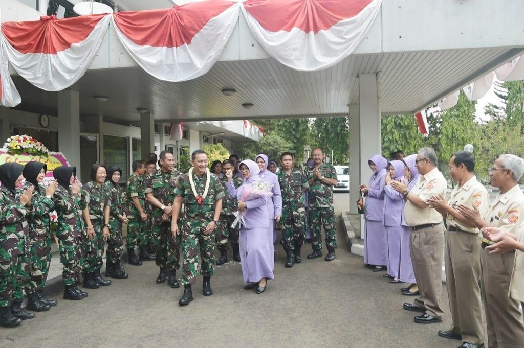 Kapuspen TNI: Tugas Puspen TNI ke Depan Penuh Tantangan