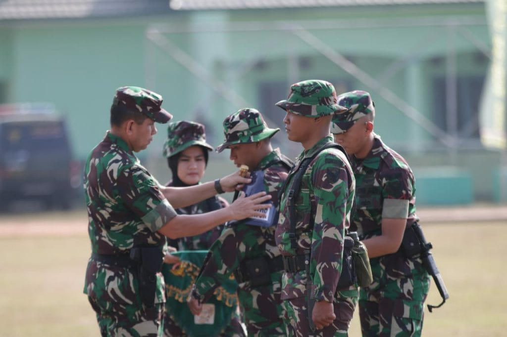 Pangdam II/Sriwijaya Buka Lomba Oramil Antar Satuan