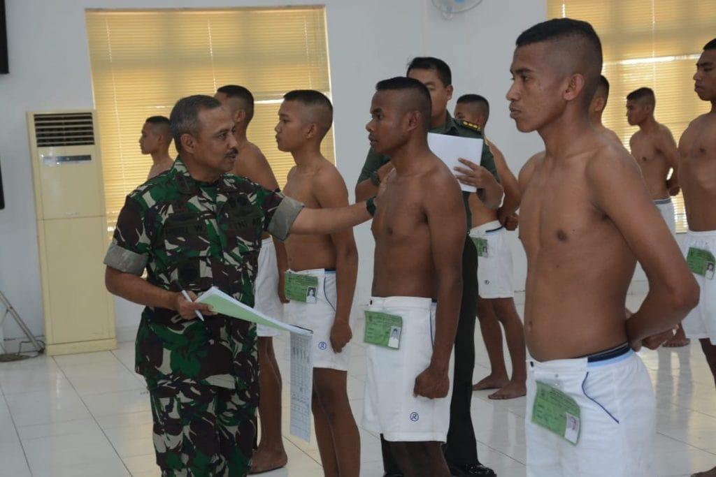 Aspers Kasad : Capaian Prestasi Tingkat Internasionl Indikator Keberhasilan Sistem Rekrutmen TNI AD.