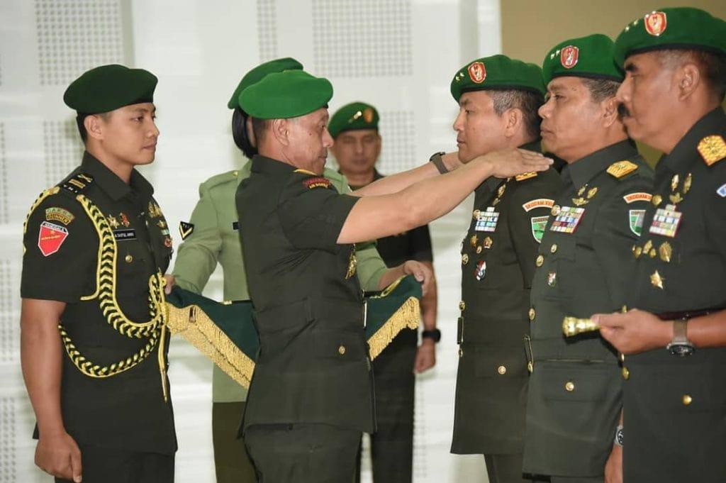 Kasad : TNI AD turut sukseskan Pileg dan Pilpres 2019 dengan tetap menjaga Netralitas TNI